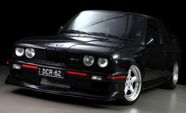 bmw E30 modif