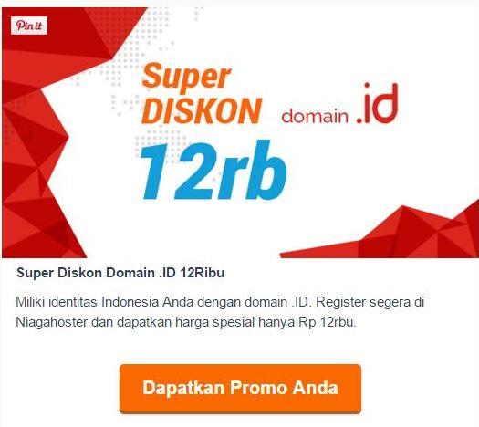 Domain Id Murah Indonesia